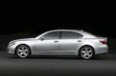 Image of Lexus LS 460