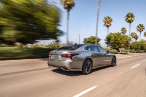 Photo of Lexus LS500