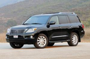 Photo of Lexus LX 570