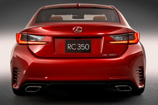Image of Lexus RC 350