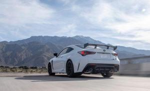 Photo of Lexus RC F Track Edition