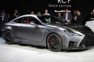 Picture of Lexus RC F Track Edition
