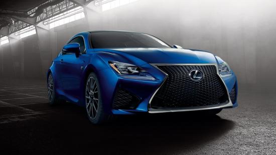 Image of Lexus RC F