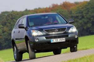 Picture of Lexus RX 400h