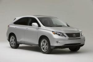 Picture of Lexus RX 450h (Mk III)