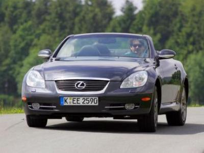 Image of Lexus SC430