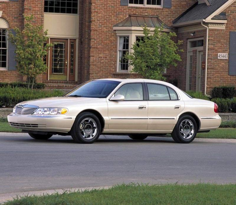 Lincoln Continental 4 Door Laptimes Specs Performance Data