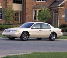 Lincoln Continental 4 Door