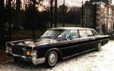 Lincoln Continental Lehmann-Peterson H/O