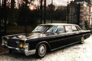 Picture of Lincoln Continental Lehmann-Peterson H/O