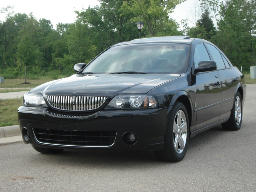 2005 Lincoln Ls V8 >> Lincoln Ls V8 Laptimes Specs Performance Data
