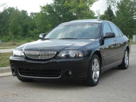 Image of Lincoln LS V8