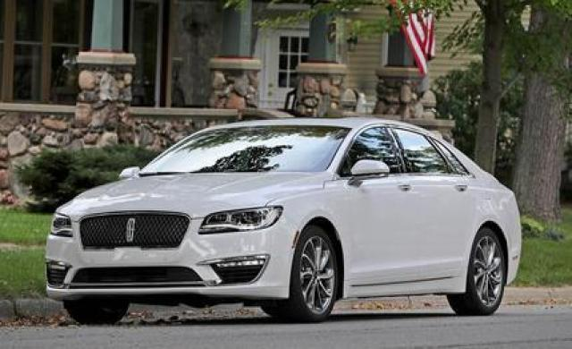 Image Of Lincoln Mkz