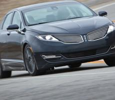 Picture of Lincoln MKZ 3.7