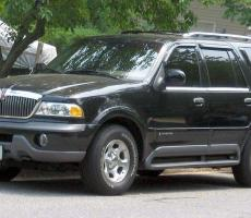 Picture of Lincoln Navigator