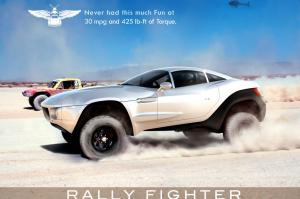 Photo of Local Motors Rally fighter