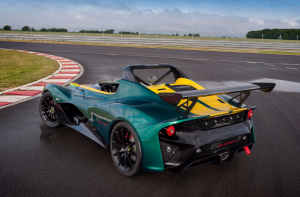 Photo of Lotus 3-Eleven Race