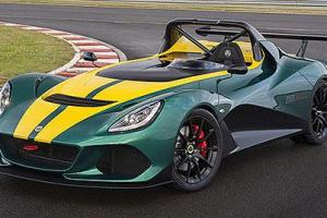 Picture of Lotus 3-Eleven Race