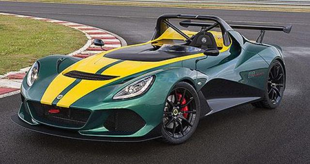 Image of Lotus 3-Eleven Race