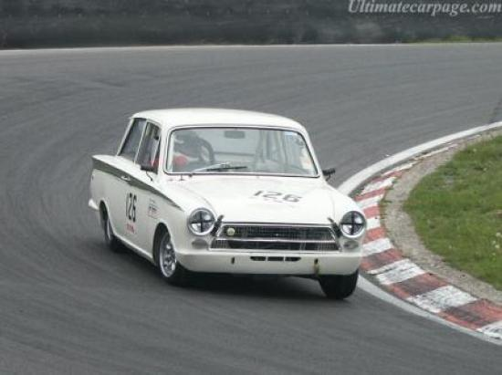Image of Lotus Cortina