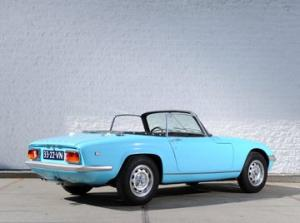 Photo of Lotus Elan Sprint