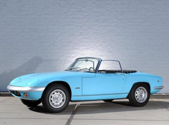Image of Lotus Elan Sprint