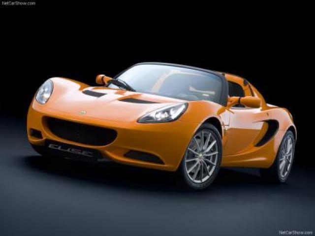 Image of Lotus Elise 1.6