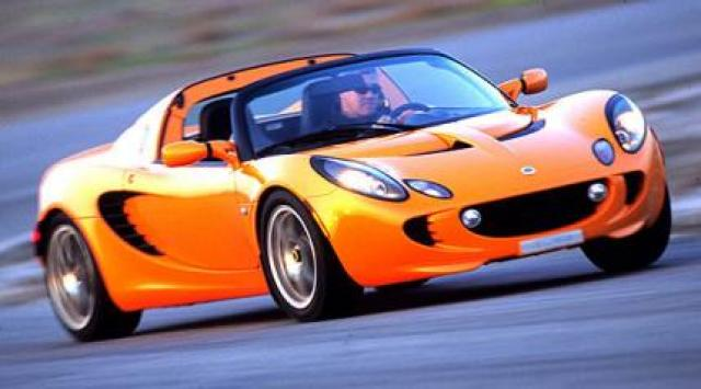 Image of Lotus Elise 111R