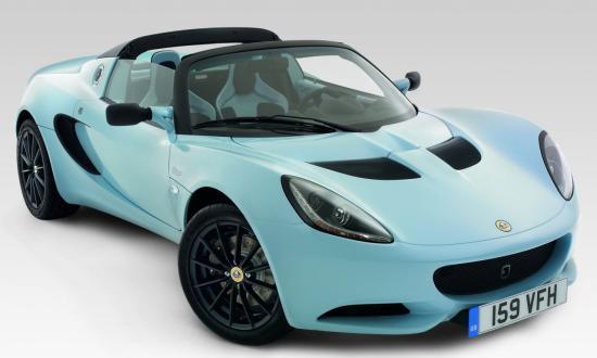 Image of Lotus Elise Club Racer