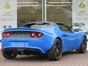 Photo of Lotus Elise S Club Racer