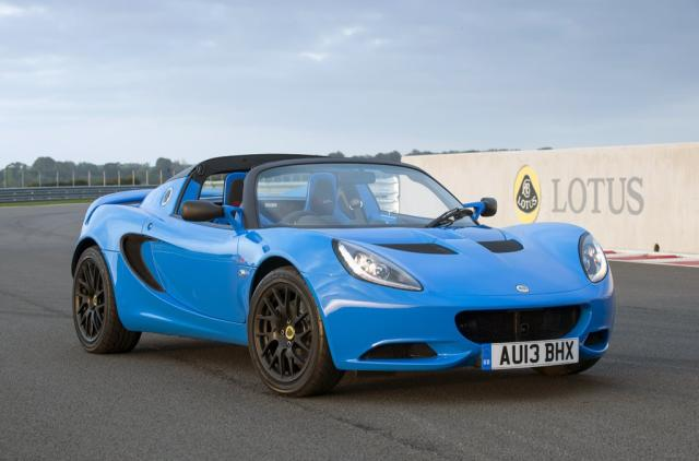 Image of Lotus Elise S Club Racer