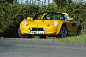 Picture of Lotus Elise S1