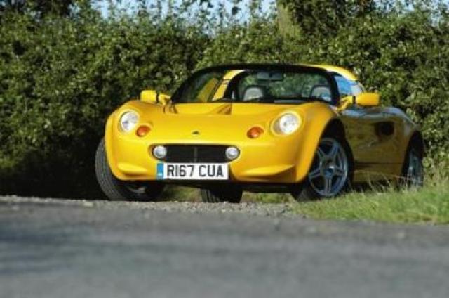 Image of Lotus Elise S1