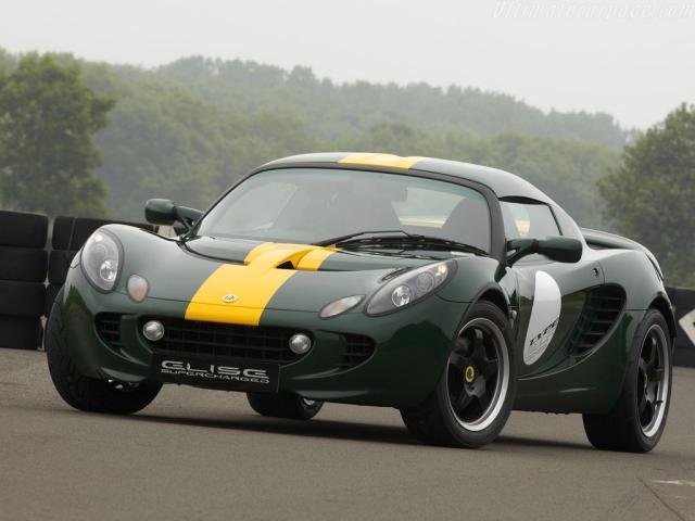 Image of Lotus Elise SC Clark Type 25