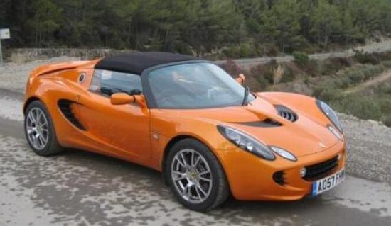 Image of Lotus Elise SC