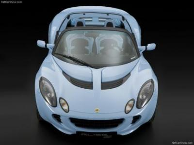 Image of Lotus Elise Sport Racer
