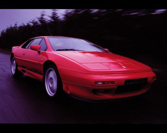 Image of Lotus Esprit GT3