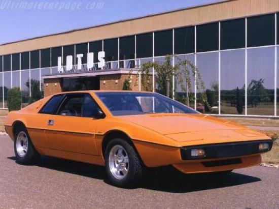 Image of Lotus Esprit S1