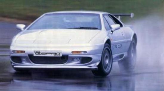 Image of Lotus Esprit Sport 350