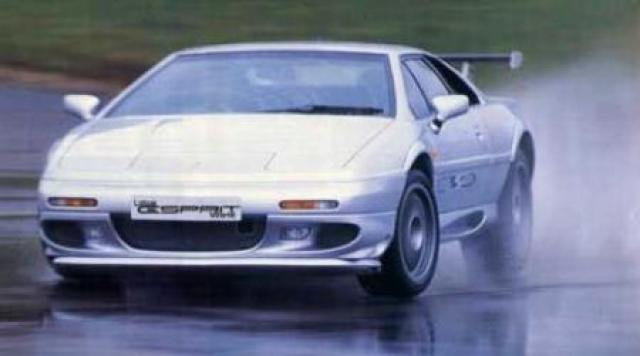 Image of Lotus Esprit Sport 350