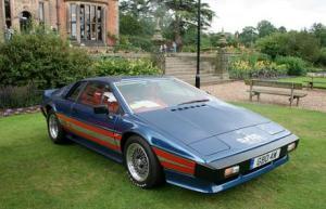 Photo of Lotus Esprit Turbo