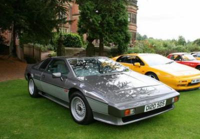 Image of Lotus Esprit Turbo HC