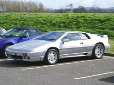 Image of Lotus Esprit Turbo SE