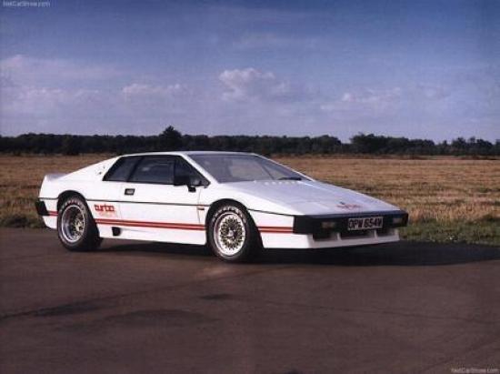 Image of Lotus Esprit Turbo