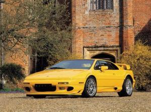 Photo of Lotus Esprit V8
