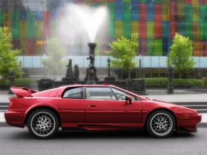 Photo of Lotus Esprit V8