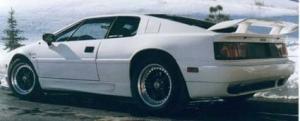 Photo of Lotus Esprit X180R