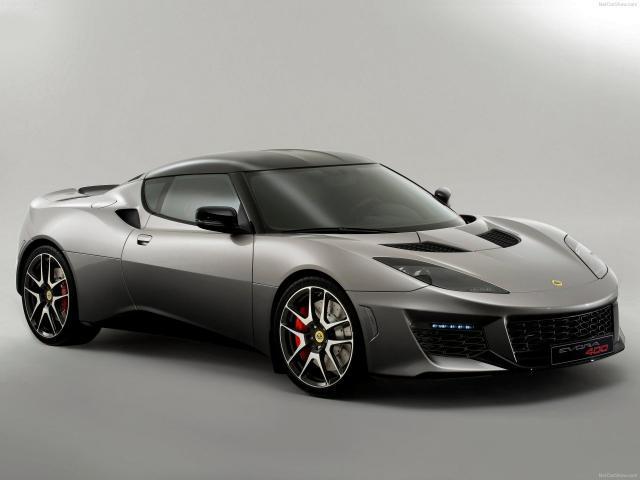 Image of Lotus Evora 400