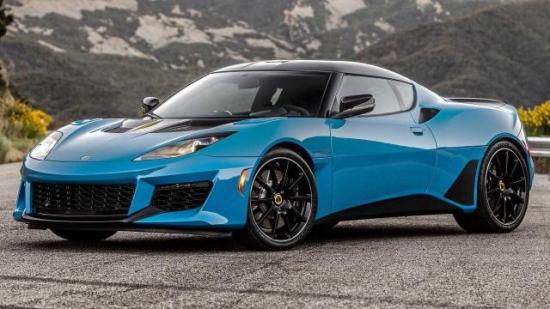 Image of Lotus Evora GT