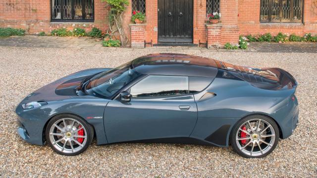 Image of Lotus Evora GT430 Sport